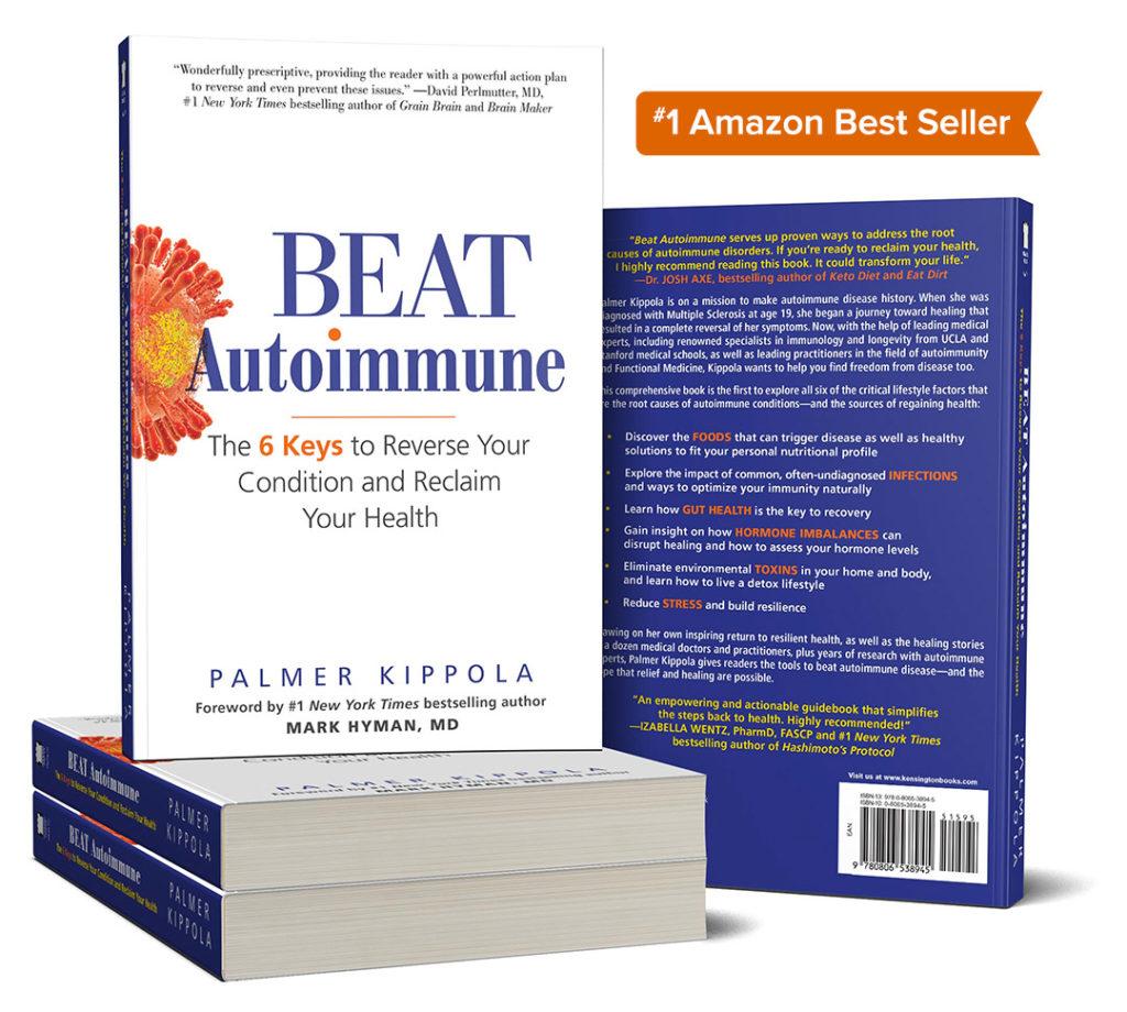 Beat Autoimmune Book - Beat Autoimmune Book